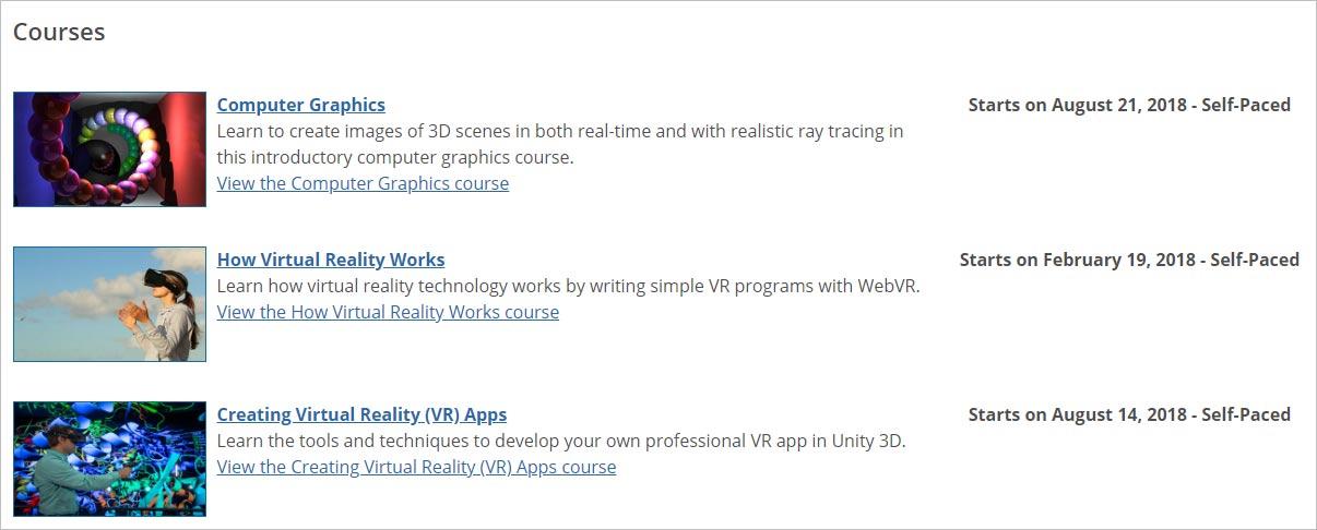 Научиться VR AR