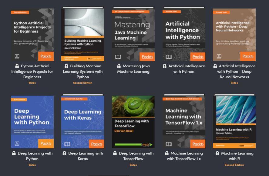 Искусственный интеллект и машинное обучение: для разработчиков